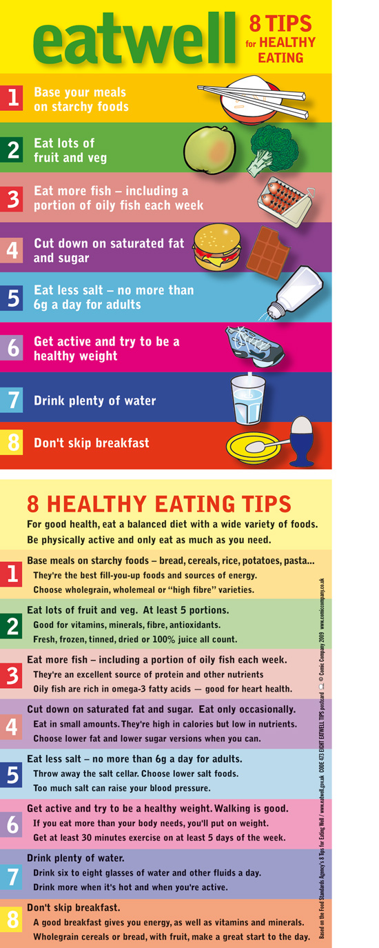 from eatwell 8 healthy eating tips eatwell 8 healthy eating tips