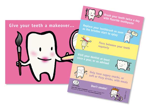 Give Your Teeth a Makeover